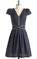 ModCloth Lindy Hop Lovely Dress - Lyst