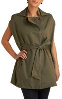ModCloth Trench Lessons Coat - Lyst
