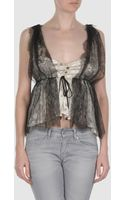 Anne Valerie Hash Tops - Lyst