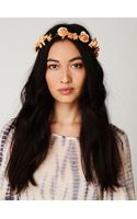 Free People Mulberry Rose Crown - Lyst