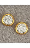 Gurhan Diamond Stud Earrings - Lyst