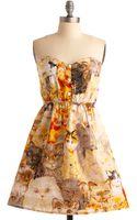 ModCloth Feline Fabulous Dress - Lyst