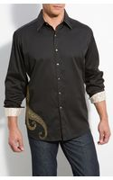 Robert Graham Gujarat Embroidered Sport Shirt - Lyst
