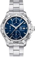 Tag Heuer Aquaracer Automatic Chronograph Watch - Lyst