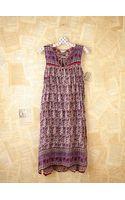 Free People Vintage Indian Gauze Dress - Lyst