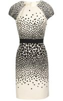 Giambattista Valli Printed Cotton-Silk Dress - Lyst