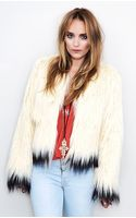 Twelfth Street Cynthia Vincent The Fur Jacket - Lyst