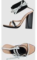 Reed Krakoff High-Heeled Sandals - Lyst