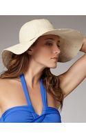 Seafolly Straw Hat - Lyst