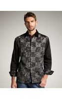 Robert Graham Ellis Embroidered Sport Shirt - Lyst