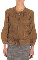 Etoile Isabel Marant Inko Jacket - Lyst