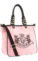 Juicy Couture Scottie Embroidery New Tote - Lyst