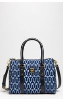 Tory Burch Needlepoint Satchel - Lyst