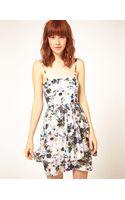 Paul By Paul Smith Watercolour Print Dress - Lyst