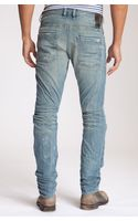 Diesel Braddom Slim Fit Jeans - Lyst