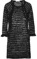 Etoile Isabel Marant Calice Crochetknit Cotton Dress - Lyst