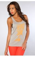 Wesc The Art Is Over Tank Top - Lyst