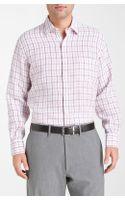 Peter Millar Linen Sport Shirt - Lyst