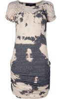 Isabel Marant Tie Dye Dress - Lyst