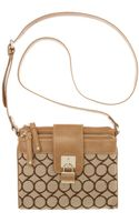 Nine West 9s Jacquard Crossbody - Lyst