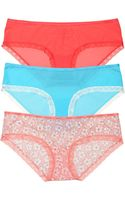 Calvin Klein Bottoms Up Hipster - Lyst