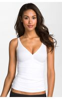 DKNY Fusion Shaping Camisole - Lyst