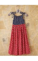 Free People Vintage Patriotic Star Babydoll Dress - Lyst