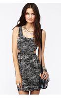Nasty Gal Wild Stripe Dress - Lyst