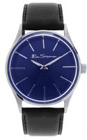 Ben Sherman Blue Dial Strap Watch - Lyst