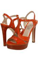 Kors By Michael Kors Brookton Platform Sandals - Lyst