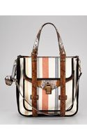 Proenza Schouler Ps1 Canvaspython Tote - Lyst