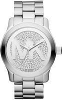 Michael Kors Womens Stainless Steel Bracelet 45mm - Lyst