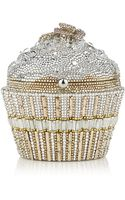 Judith Leiber Sequin Cupcake Clutch Bag - Lyst