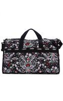 Lesportsac Large Weekender Bag - Lyst
