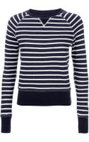 Polo Ralph Lauren Striped Long Sleeve Top - Lyst