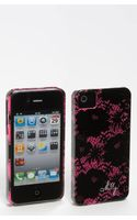 Milly Scallop Lace Print Iphone 4 4s Case - Lyst