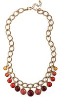 ModCloth Luck Bead A Lady Necklace - Lyst