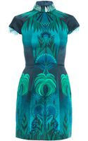 Holly Fulton Jungle Fever Dress - Lyst