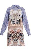 Mary Katrantzou Powdy Unicorn Dress - Lyst