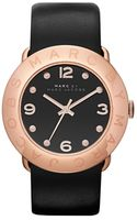 Marc By Marc Jacobs Womens Smooth Black Leather 36mm - Lyst