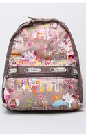 Lesportsac The Disney X Lesportsac Mini Basic Backpack in Moroccan Sun - Lyst