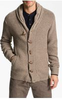 Ted Baker Stalio Shawl Neck Cardigan - Lyst