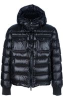 Moncler Hooded Padded Jacket - Lyst