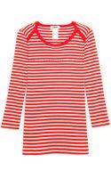 Sonia By Sonia Rykiel Long Sleeve Stripe Tee - Lyst