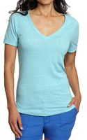 Old Navy Vintage Style V-Neck Tee - Lyst