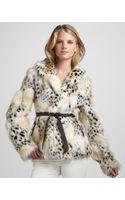 Rachel Zoe Macgraw Faux Fur Jacket - Lyst