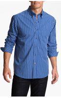 Cutter & Buck Elfin Check Sport Shirt - Lyst
