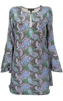 Elizabeth And James Paisley New Mabel Dress - Lyst