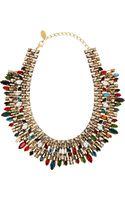 Erickson Beamon Matador Goldplated Swarovski Crystal Necklace - Lyst