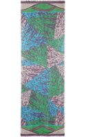 Matthew Williamson Astral Printed Modal and Cashmere Blend Scarf - Lyst